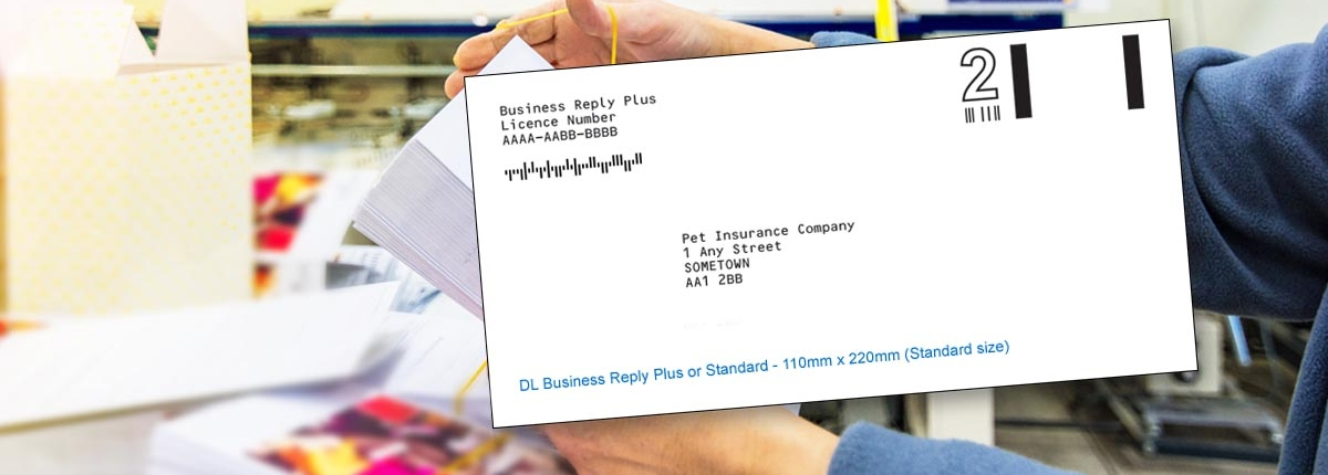 Royal Mail Business Reply Envelopes