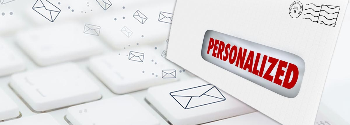 Mail Merge and Personalisation
