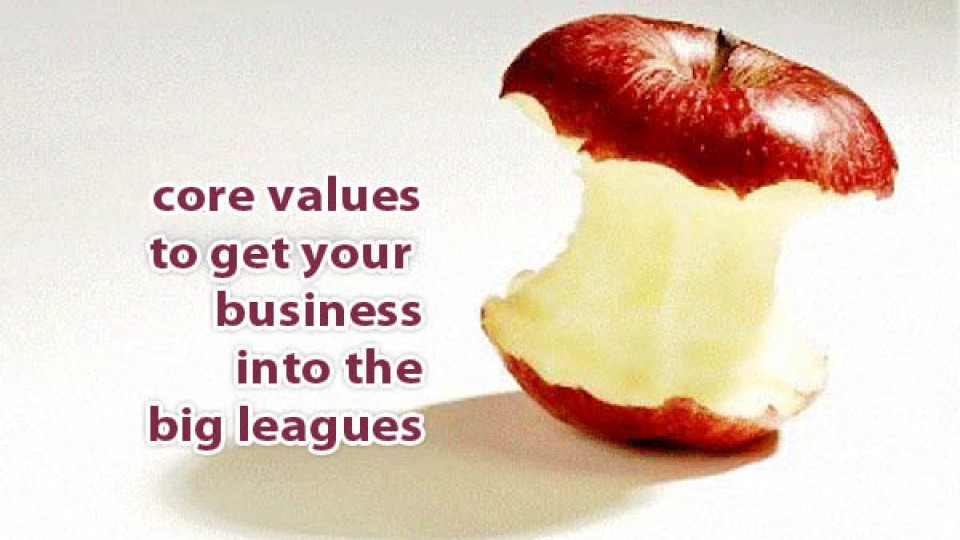 Core-Values-to-skyrocket-your-business
